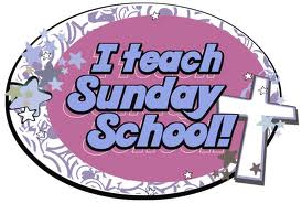 Sunday School Schedule